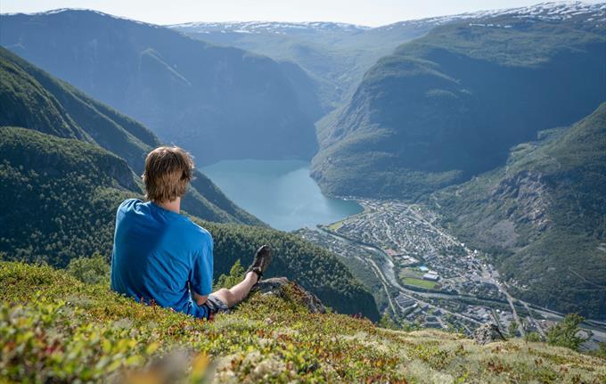 1000 meteren Årdal