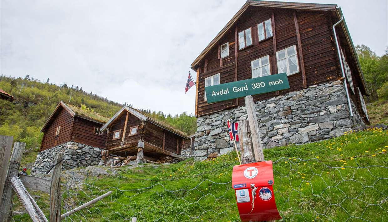 Avdalen Farm, Årdal