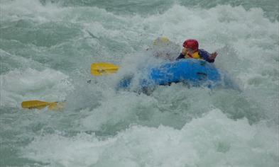 Icetroll - riverpig - Rafting