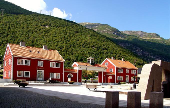 Høyanger Industry Museum