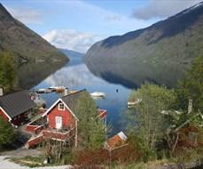 Arnafjord hytter