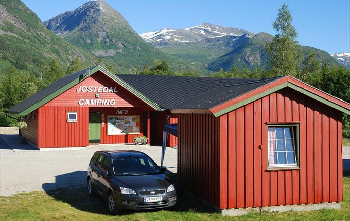 Jostedal Camping