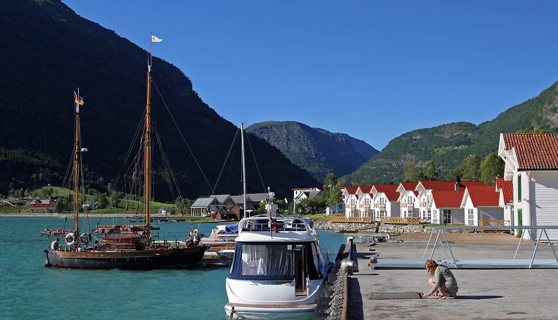 Skjolden Brygge - Luxury Holiday Houses