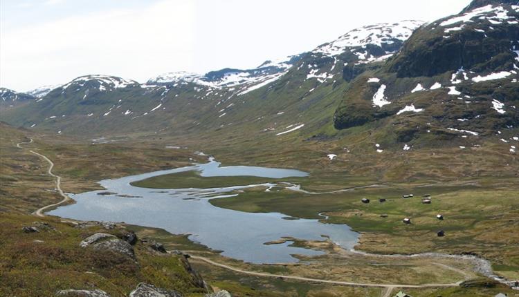 The heritage hike to Fresvik-Jordalen