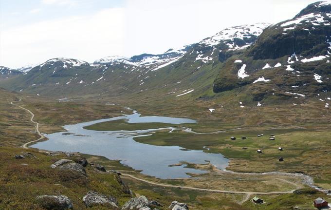 Tur til Fresvik-Jordalen - opplev verdsarvparken!