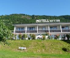 Systrond Motell Hyttesenter og Camping