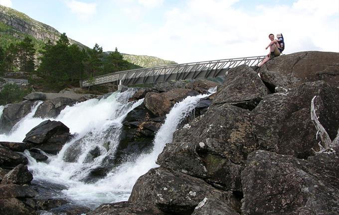 National Tourist Route Gaularfjellet