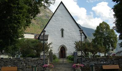 Vangen Kyrkje Aurland