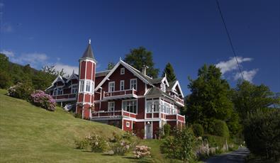 Balestrand Art Village