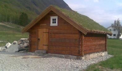 Skredstova - the avalanche house