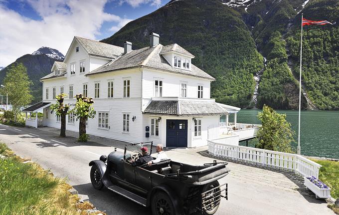 Fjærland Fjordstove Hotel
