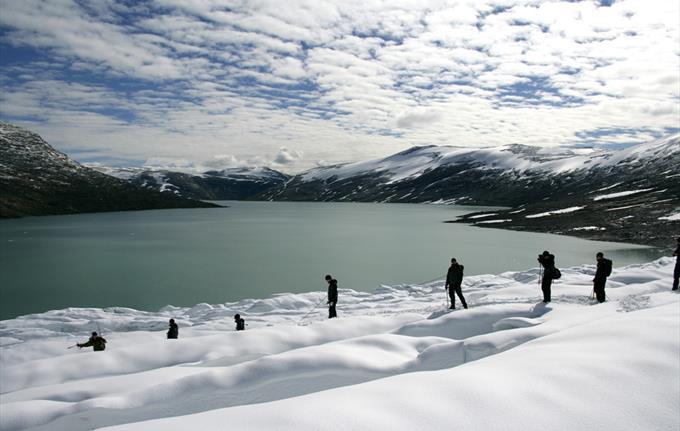 ICETROLL-glacier hiking