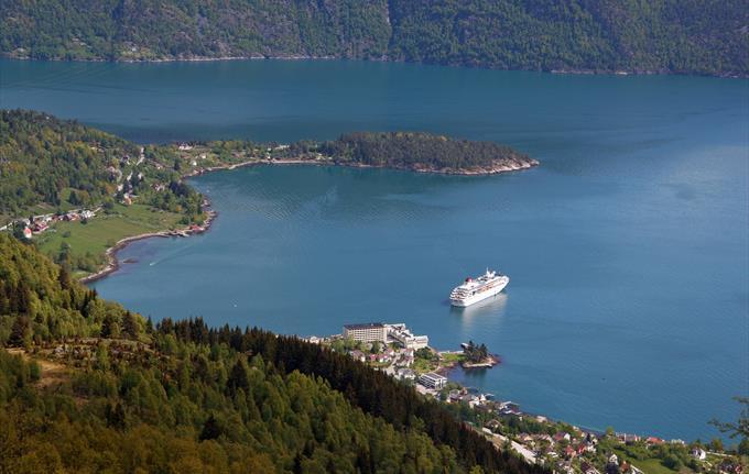 Esefjorden Rundt - road run