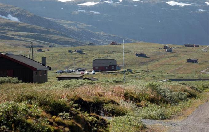 Damvoktaren, Jotunheimen