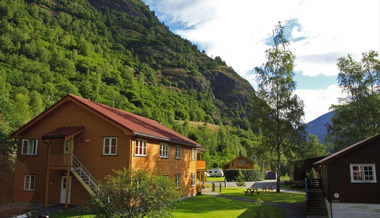 Flåm Camping & Hostel