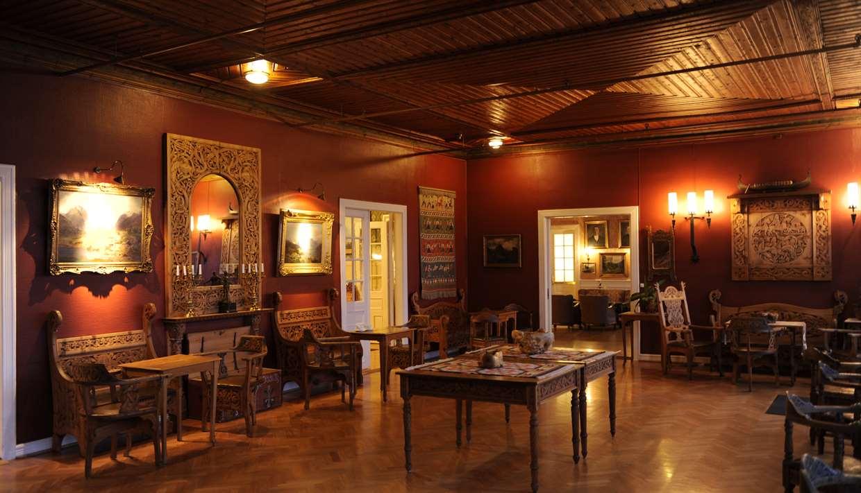 Høyviksalen Kviknes Hotel