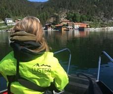 Fjordcruise Luster- & Årdalsfjorden, Indre Ofredal