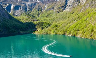 Balestrand Fjord Adventure - Finnafjorden