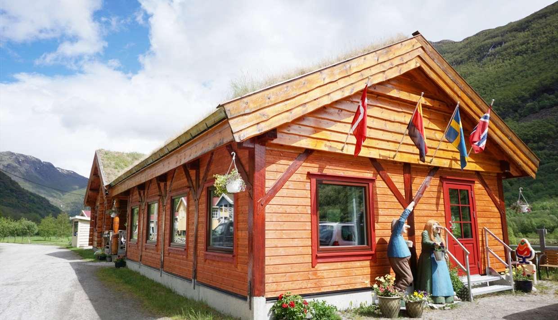 Borgund Hyttesenter og Camping