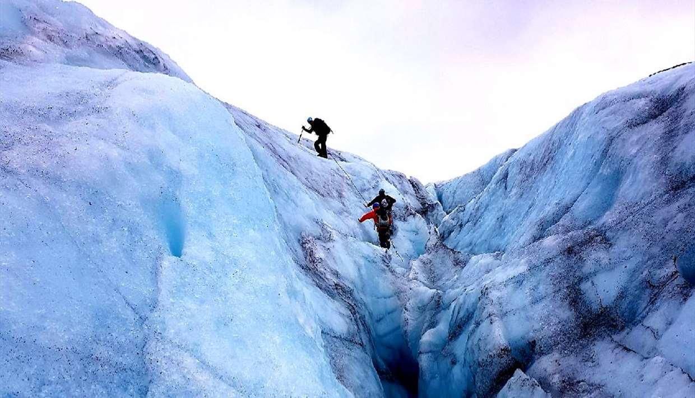Glacier hike Fjærland