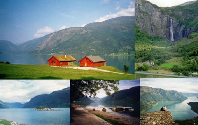 Sogn Fjordhytter