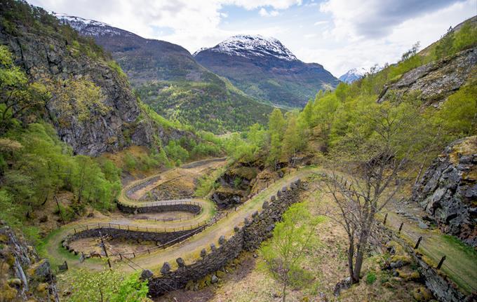 Der Königsweg über Filefjell