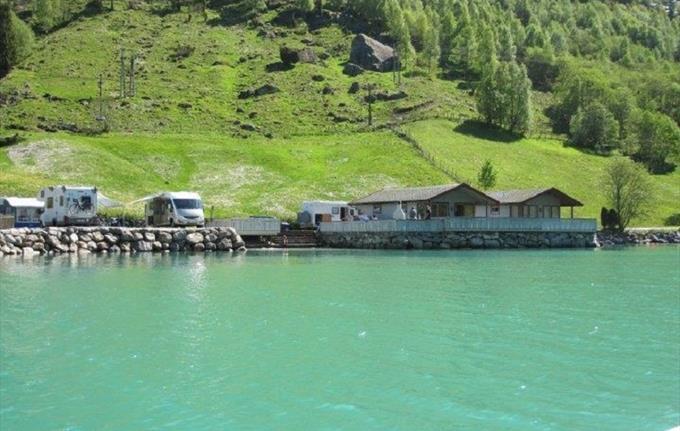 Nesheim Camping og hytter