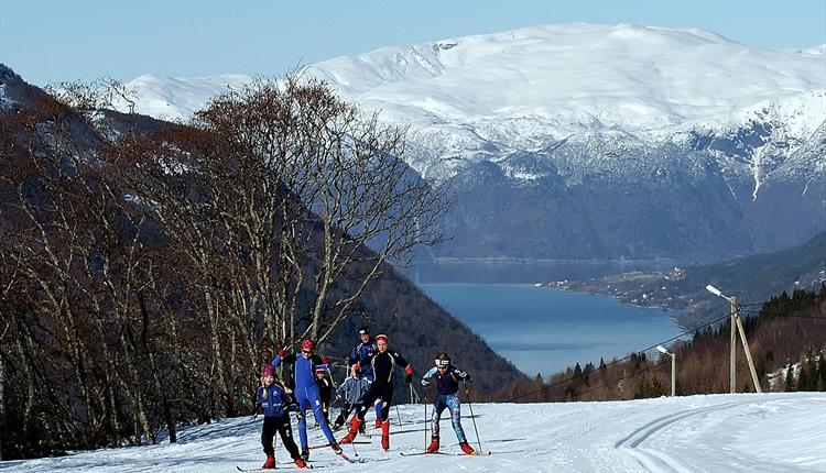 Skistova at Vik Ski Centre