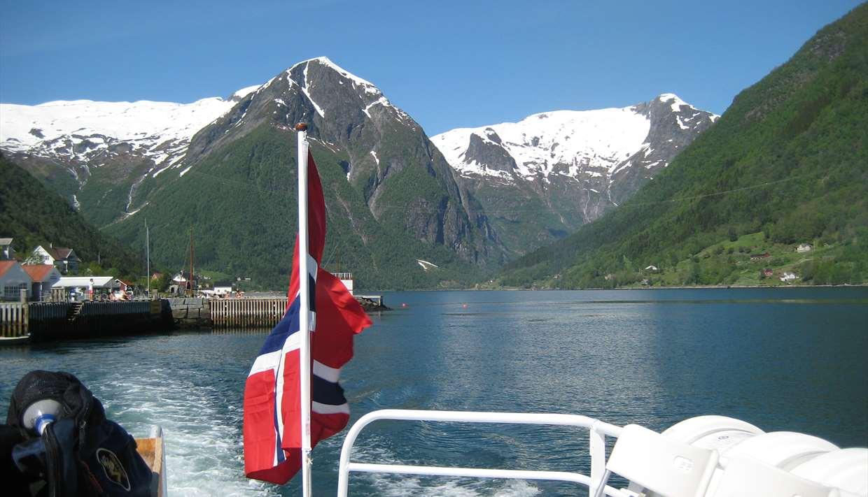 Glacier tour Vindreken
