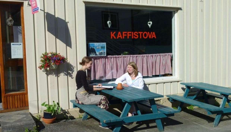 Kaffistova Book-Café