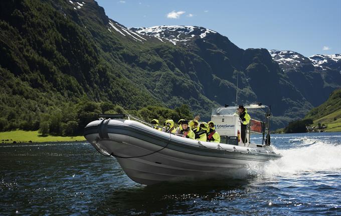 Basic FjordSafari