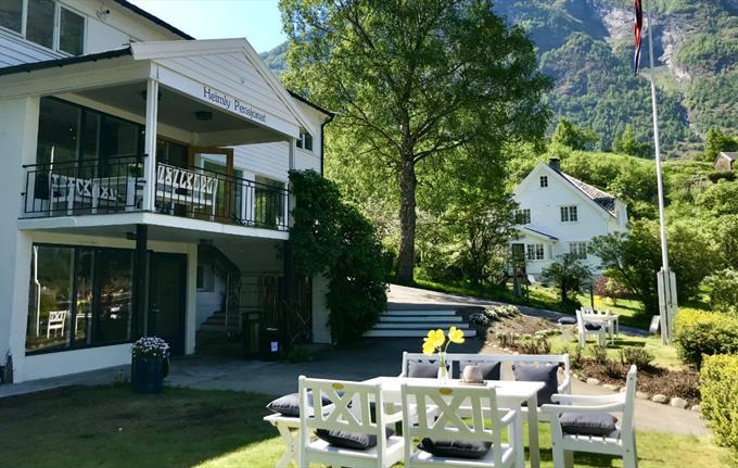 Gästehaus Heimly