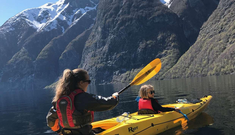 Fjord to mountain