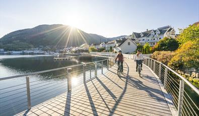 Fjordweg Sogndal
