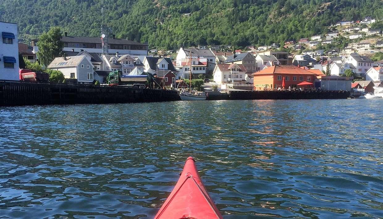 Dampskipskaien Sogndal