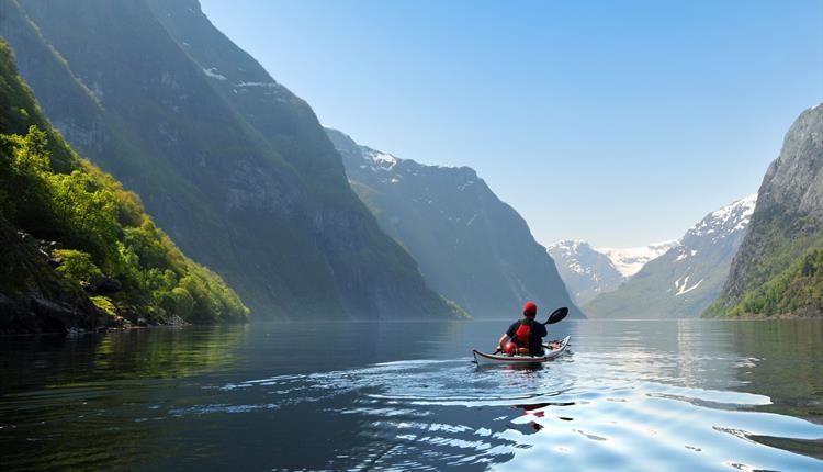 Kayak Flåm