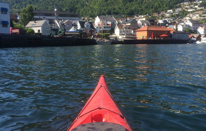 Sogndal Kayak