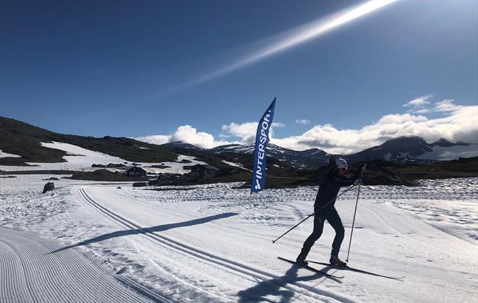 Sognefjellet Summer Ski Centre