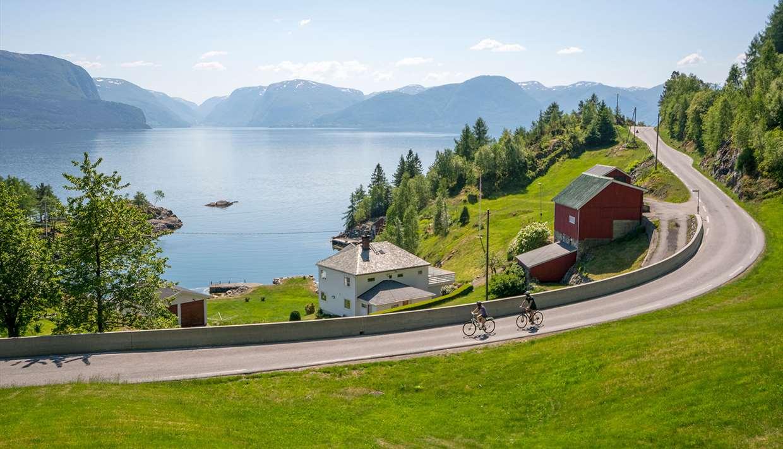 Lavik Sykkelutleige - Lavik Fjord Hotel & Apartments