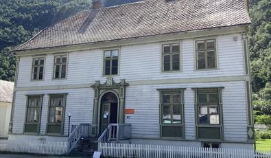 Lærdal Tele- og postmuseum