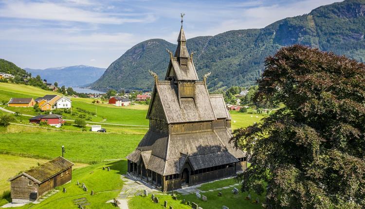 Stabkirche zu Hopperstad
