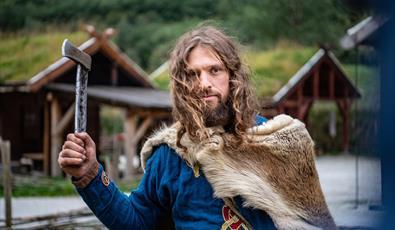 Vikinglandsbyen Njardarheimr