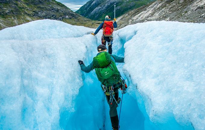 Glacier Hiking & RIB