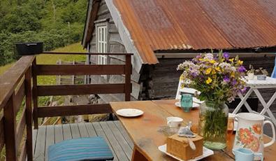 SkjerdalStølsysteri and Cafè