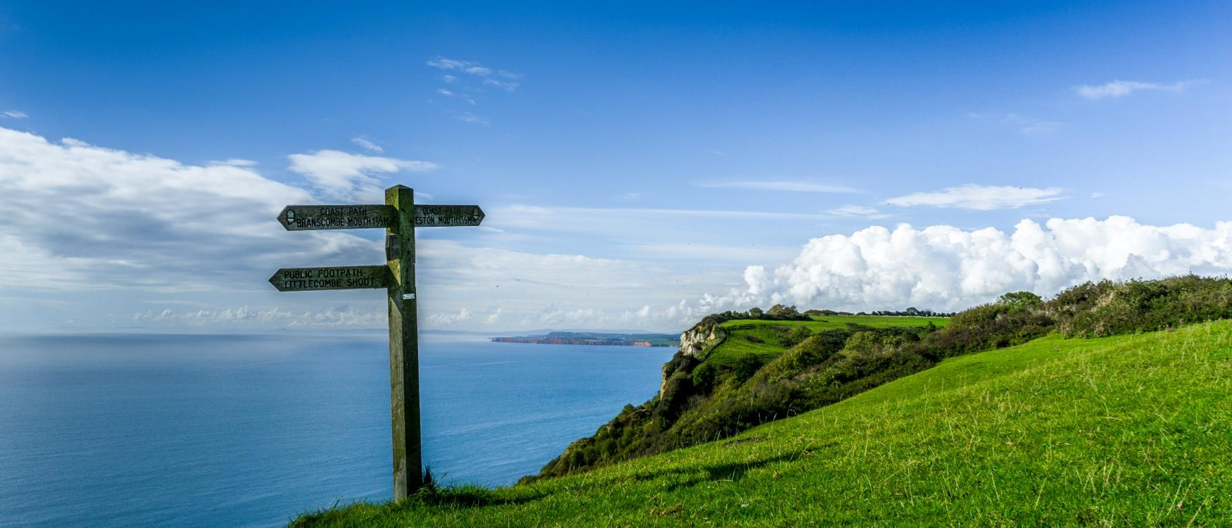 Branscombe Countryside and Coast Path