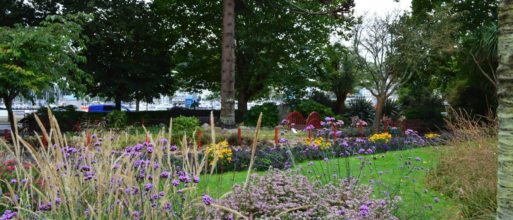 Royal Avenue Gardens Dartmouth
