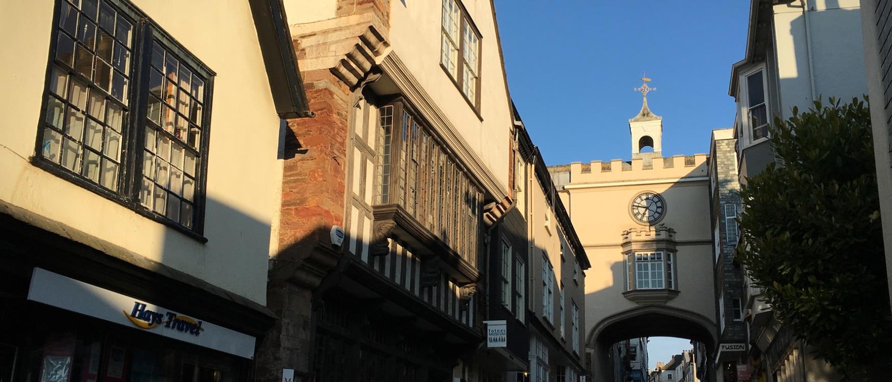 Totnes Fore Street