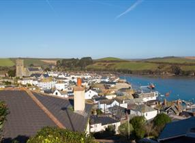 Salcombe town