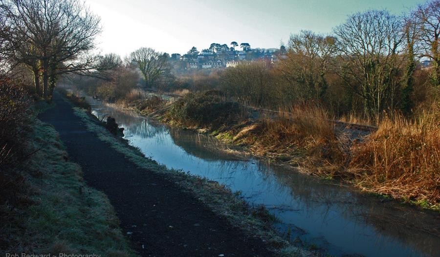 The Stover Canal
