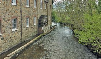 The River Bovey